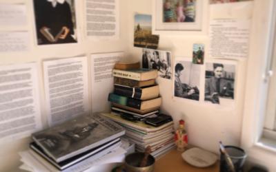 Geoff Stanton, Writer: Creative Spaces
